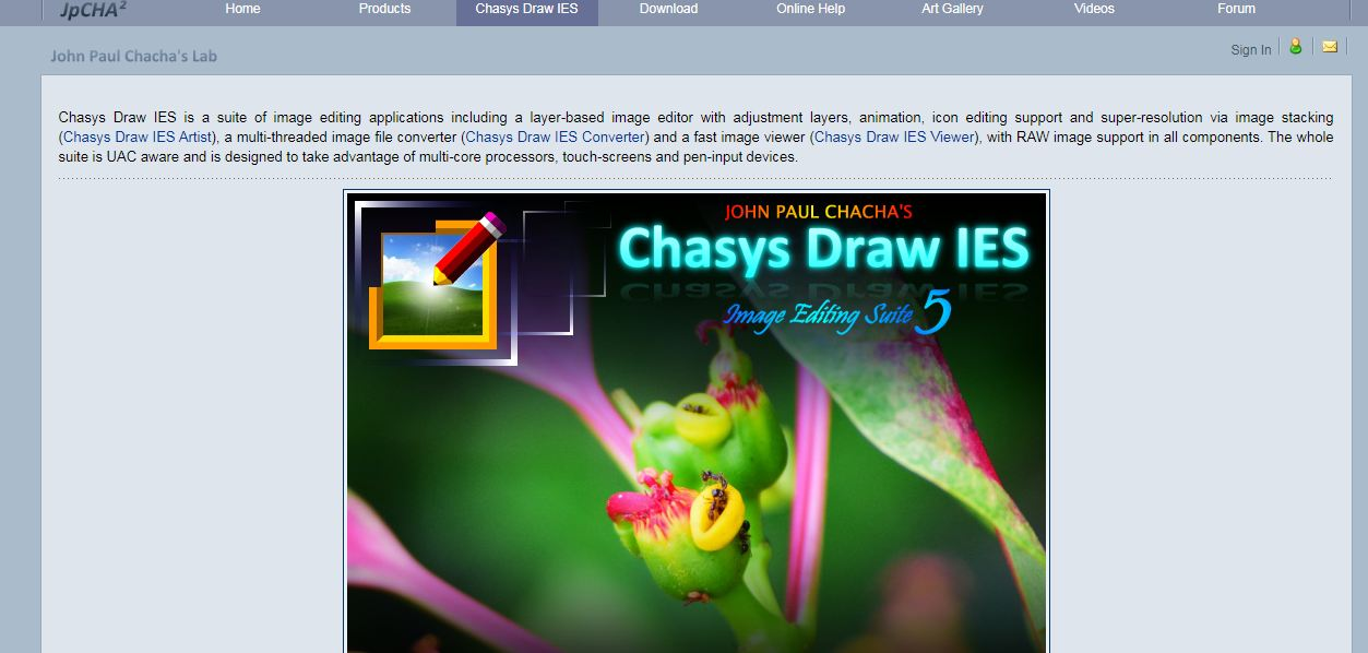chasys-draw-ies-homeapge